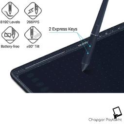 قلم نوری هویون H611