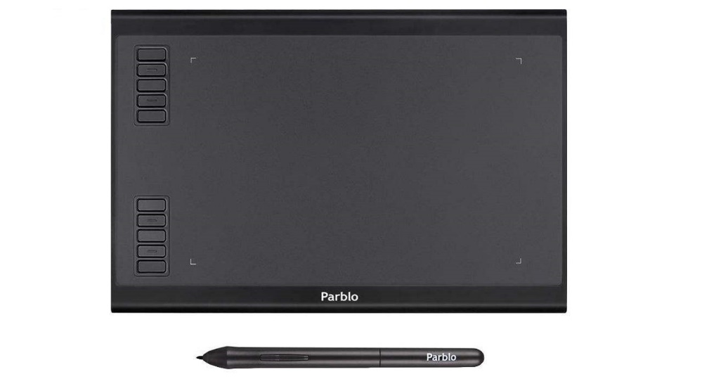 قلم نوری پاربلو مدل A610Plus